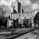 Dunkeld Cathedral by Hertsman