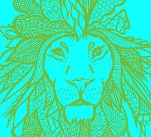 Eye_ofthe_lion by kk3lsyy