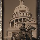 Texas State Capital by Tokay