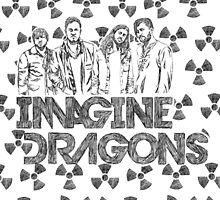 Imagine Dragons Band  by hardyboys