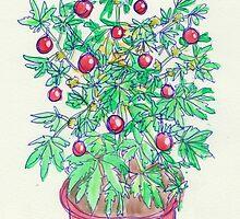 merry kushmas by HiddenStash
