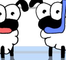 Save Sheep, Buy Snorkels Sticker