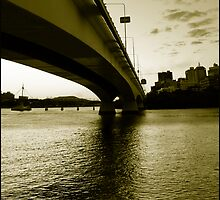Captain Cook Bridge by Nam Ngueyn