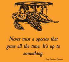 Pratchett Quote 17 by Dominic Taranto