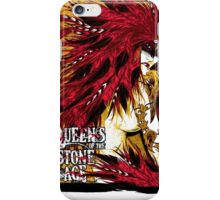 queen of the stone age iPhone Case/Skin
