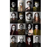 Game of Thrones War Print, Collection 1 Photographic Print