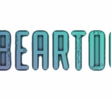 beartooth Sticker