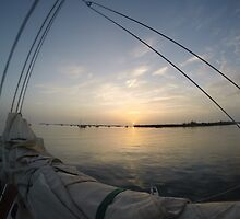 Sunset in Key West by MearsBros