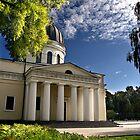 Chisinau Cathedral by John Roshka