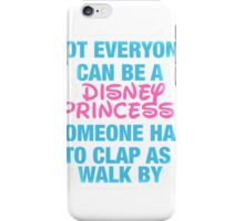 Disney Princess- Hipster Quote  iPhone Case/Skin