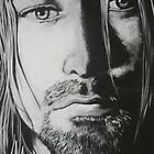 kurt cobain by alan  sloey