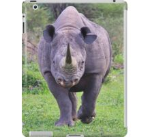 Black Rhino Bull - Powerful Me iPad Case/Skin