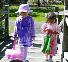 Easter Dresses by Wendy Mogul