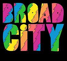 Broad City by alligatordreams