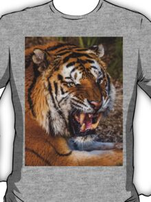 Siberian Tiger roar T-Shirt