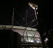 Melbourne Cricket Ground- 2014 by Will Ballard