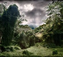 The living planet by Sashy