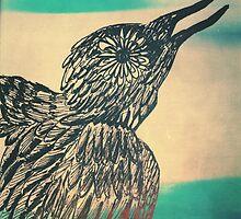 she's a bird by tinysugarspree
