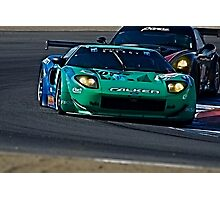 2008 Ford GT 'Tight Turn' Photographic Print