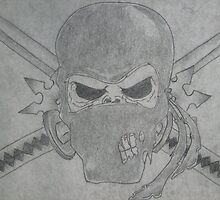 ninja hija! by ravns1touch