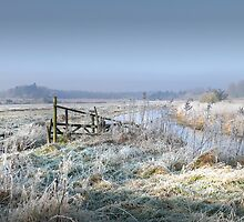 A  Frosty start to the day in North Norfolk by johnny2sheds