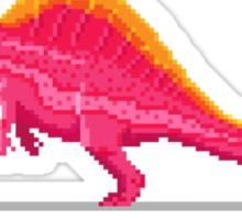 Dinosprite Ouranosaurus Sticker