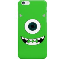 Mike Wazowski Face iPhone Case/Skin