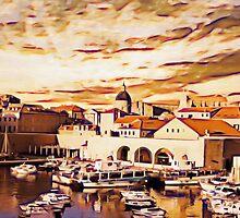 Dubrovnik I by Nikola Durdevic