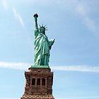 Statue of Liberty       by Wanda  Mascari