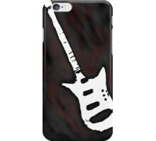 Still got my guitar, look out now iPhone Case/Skin