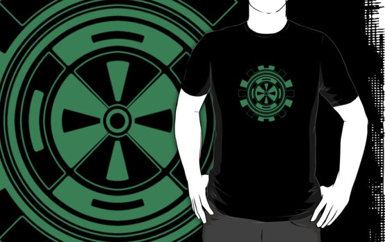 Mandala 11 Green With Envy by sekodesigns