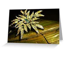 Celestial ~ Treasures 3 Greeting Card