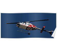 University of Utah - Air Med Helicopter Poster