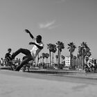 Venice Beach Skate by Georgemstadler