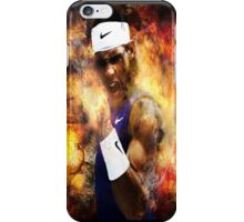 Rafael Nadal Tennis King of Clay iPhone Case/Skin