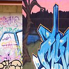 Graffiti Art Sydney by martinberry