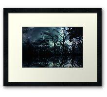 Forbidden Forest Framed Print
