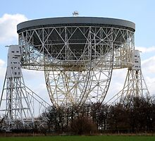 Lovell Telescope by shakey