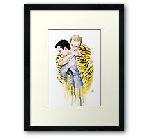 My Tiger Framed Print