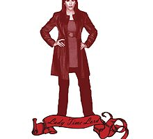 Lady Time Lord (Donna) by Diddlys-Shop