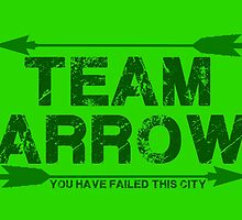 Team Arrow v2 by GreenGamer