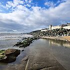 Church Beach 6 ~ Lyme Regis by Susie Peek