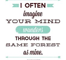 Wandering Minds - Alternate by Dorothy Timmer
