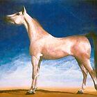 Arabian Mare by Joseph Barbara