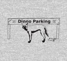 Dingo Parking by Max Berggren
