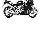 Honda VFR800 by garts