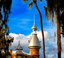 """UT Minarets""  by David Lee Thompson"