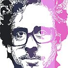 Tim Burton in stripes! by burrotees