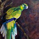Outback Ringneck by Ciska