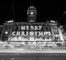 Melbourne Christmas by PerkyBeans